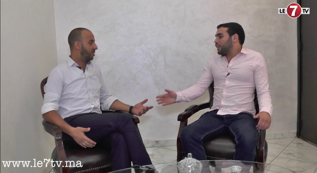 Photo of علي حمدي ضيف Le 7 tv يروي تفاصيل ترشحه لرئاسة الرجاء