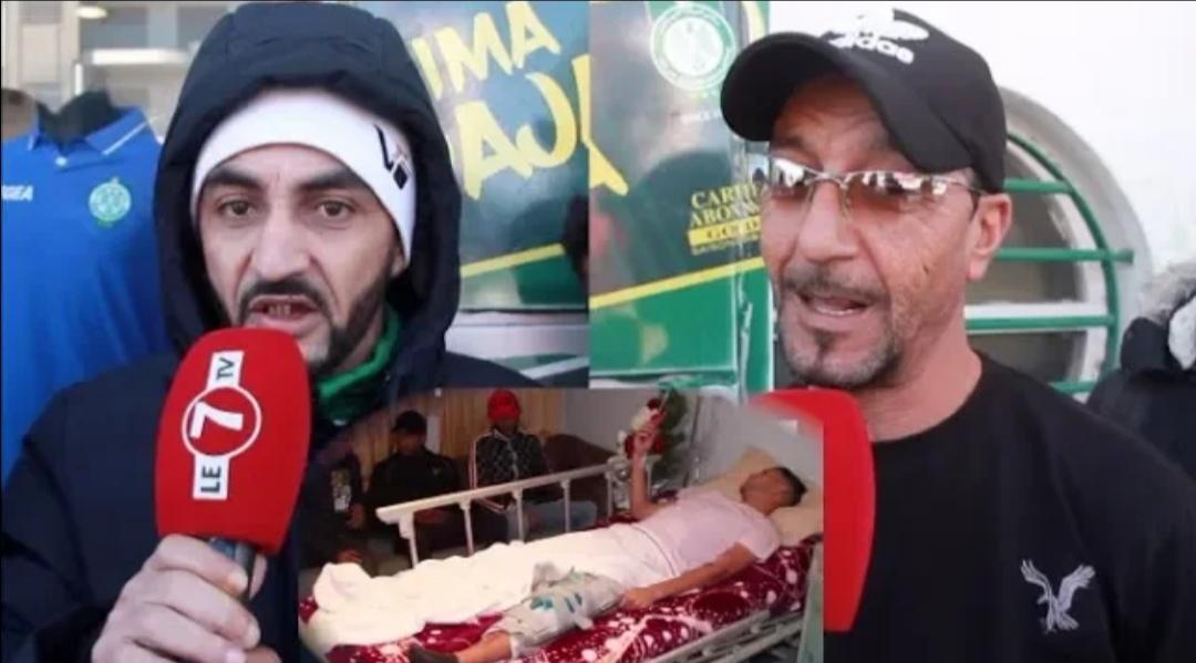 """Photo of الرجاويين""""عمر بروس لي"""" و""""عبد العالي فريمة"""".. يوجهان رسالة لمدافع الوداد """"أشرف داري""""."""