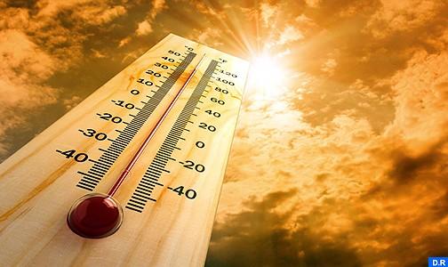Photo of طقس حار بعدد من مناطق المملكة إلى غاية الاثنين المقبل