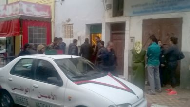 Photo of شخص يلفظ أنفاسه الاخيرة وسط الشارع بأكادير