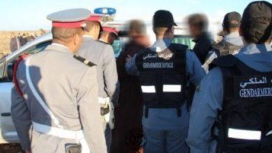 Photo of رجال الدرك الملكي ينجحون في الإطاحة بتاجر مخدرات بتطوان