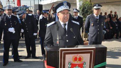 Photo of أبرون يعزي في وفاة والي الأمن المرحوم مولود أوخويا
