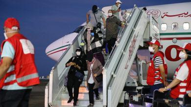 Photo of وصول أزيد من 300 مواطن مغربي عائدا من كندا إلى مطار أكادير المسيرة