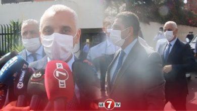 """Photo of وزير الصحة: """"إمتحانات البكالوريا تمر في أحسن الظروف وبإحترام شروط السلامة الصحية"""""""