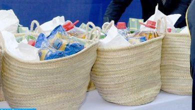 Photo of المضيق – الفنيدق : الهلال الأحمر المغربي يوزع مساعدات غذائية على مرضى القصور الكلوي